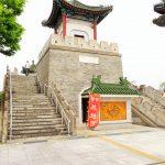 道の駅燕趙園はお土産に景色・食事とオール中国風です!