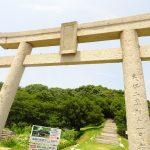 岡山県瀬戸内市の牛窓神社は散策ができ、海が近くにあるパワースポット!