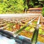 暑い夏には戸倉峠名物、滝流しそうめんを食べよう!