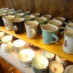 丹波立杭陶の郷は様々な種類の陶器があり陶器作り体験もできます!