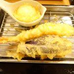 天ぷら定食まきののまきの定食はこの値段であんな絶品天ぷらが食べれる!!!