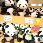 紀ノ川サービスエリア下り線は、みかん・梅・寿司・パンダでいっぱいだった!