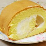 超有名なエス小山のロールケーキ買ってきたよー