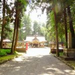 伊和神社は道の駅播磨いちのみやの前にある緑豊かなパワースポット!