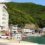 島根半島、古き懐かしい美保神社や美保漁港を歩く