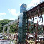 道の駅あまるべでは新しくなったクリスタルタワーから日本海を眺められる!