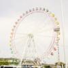 淡路サービスエリアは淡路と神戸のお土産が勢ぞろいしており大観覧車が名物です!